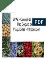 2.1. Requisitos Exigidos Por EEUU Para Importar Productos Frescos - BPAs