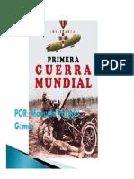 Unidad 9 Primera Guerra Mundial - Manuela Posada Gómez