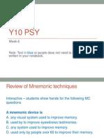 2103 year 10 psychology week 6