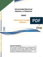 Unidad 1 Procesos Quimicos