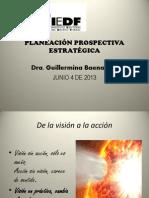 Baena Paz, Guillermina - Planeación Prospectiva Estratégica