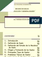 Capítulo I - Introducción y Generalidades