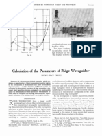 calculation of the parameters of ridge waveguide.pdf