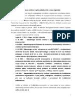 Articol Comisia de Formare Continua