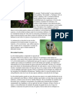 Biodiversidad Anis
