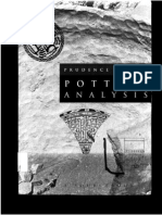 RICE, P. Pottery Analysis. a Sourcebook