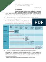 Evaluación de servicios y programas sociales