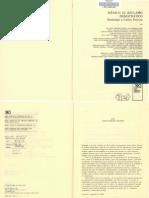 Monsivais, Notas sobre Cultura Política, 1988.