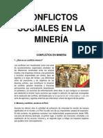 Conflictos Sociales en El Peru