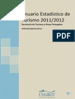 Anuario Estadistico Chubut 2011-12