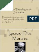 Ignacio Diaz Morales Expo