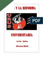 URUS y La Reforma Universitaria