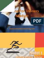 training fort rainers module