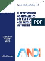 IL TRATTAMENTO ODONTOIATRICO DEL PAZIENTE CON PATOLOGIE SISTEMICHE-ANDI.pdf
