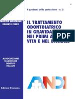 Il trattamento odontoiatrico del paziente in gravidanza, nei primi anni di vita e disabile-ANDI.pdf
