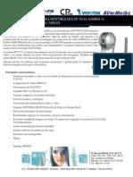 Vivotek Pt7137-Camara Motor