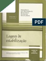Lagoas de Estabilização - Volume 3 - 2ed - Von Sperling