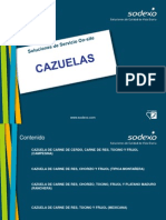 CAZUELAS