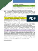 INTERROGANTES DEL MÓDULO 2- UNIDAD 2