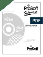 PROFIBUS+ComDTM+Quick+Start+Guide
