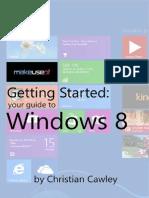 Panduan Memulai Windows 8