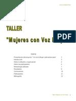 Taller Peru