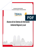 Presentacion SINIA