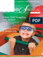Brain Balance ADHD Article Sandy Springs Living 07 15 2009