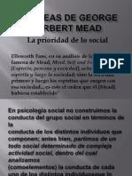 Las Ideas de George Herbert Mead