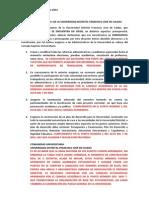 Análisis de las exigencias mínimas de la UD y cumplimiento de las mismas.