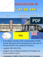 education in new Zealand .ppt
