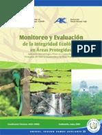 Evaluación de Monitoreo de la Integridad Ecológica en Áreas Protegidas