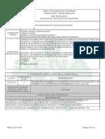 Realizar prodedimientos de muestreo para análisis fisicoquímico de acuerdo con los protocolos establecidos