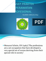 Karakteristik Dan Ciri Keperawatan Profesional 5