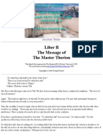Liber II, The Message of the Master Therion.pdf