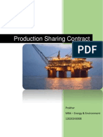 Production Sharing Contract Review Report.docx