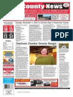 Charlevxoix County News - October 31, 2013