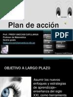 Plan de acción Fredy