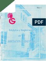 Reglamento y Estatuto AG