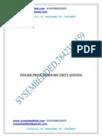 369.FINGER PRINT BASED SECURITY SYSTEM.doc