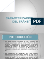 Caracterizacion Del Transito