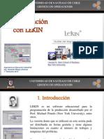 Programación con LEKIN