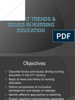 CURRENT-TRENDS-ISSUES-IN-NURSING-EDUCATION-Nursing-education-ppt.ppt