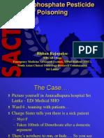 Organophosphate Poisoning _Wiki.ppt