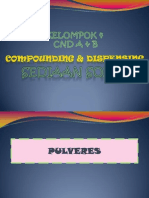 compunding and dispensing