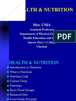 Physical Education Nutrition ppt.ppt