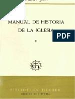 Jedin, Hubert - Manual de Historia de La Iglesia 02-01