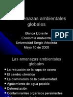 Las Amenazas Ambient Ales Globales