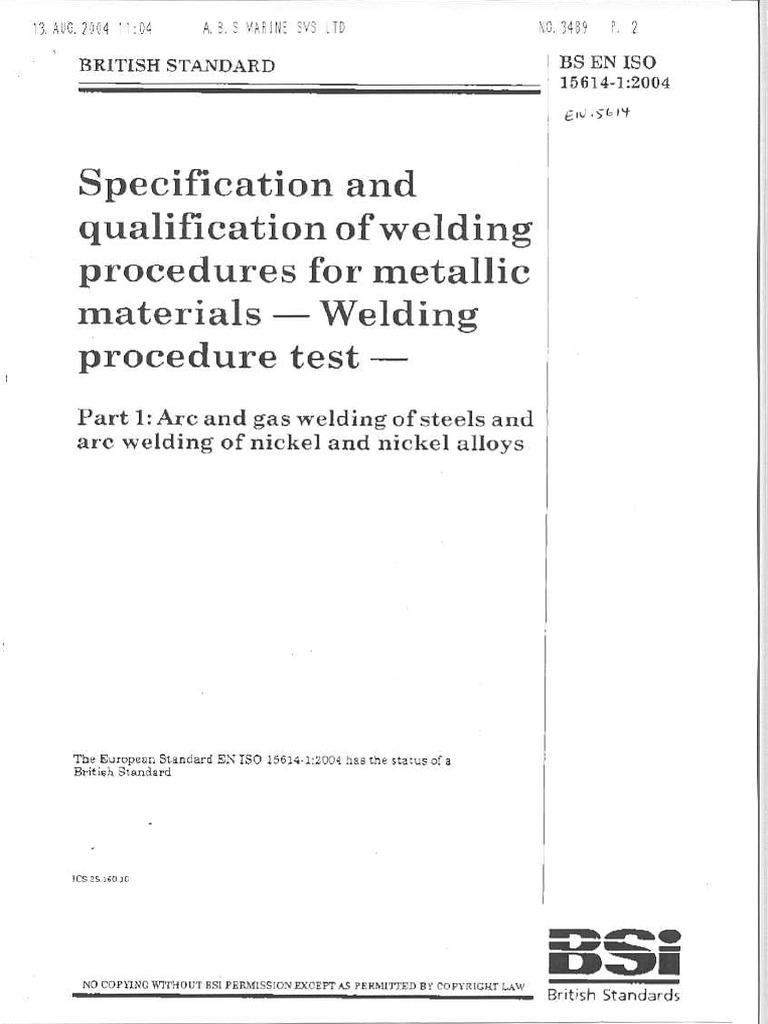 Iso 15614 pdf free download