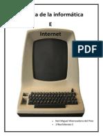 Historia de la infomática